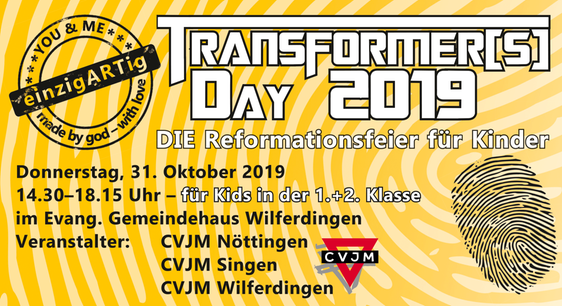Transfomers Day 2019